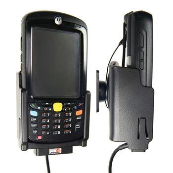 Brodit držák do auta pro Motorola/Symbol MC55 se skrytým nabíjením v palubní desce