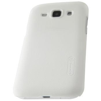 Nillkin Super Frosted Zadní Kryt pro Samsung J100 Galaxy J1, bílý
