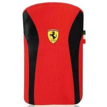 Ferrari Scuderia V2 pouzdro pro iPhone 4, červeno-černé