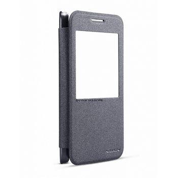 Nillkin Sparkle S-View Pouzdro pro Huawei Ascend G7, černý