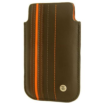 Crumpler pouzdro The Le Royale iPhone Brown