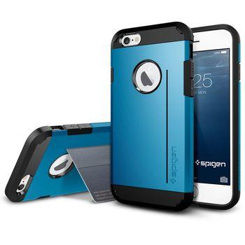 Spigen pouzdro Tough Armor S pro iPhone 6, modrá