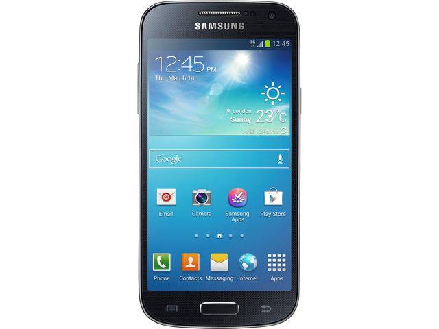 obsah balení Samsung GALAXY S4 Mini černá + sada pro uchycení do vozu Brodit držák s nabíjením, Proclip zdarma