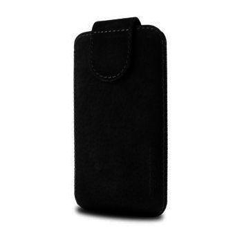 Kožené pouzdro RedPoint Brush, velikost 5XL, černá štípenka