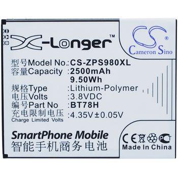 Baterie pro Zopo 980+/C2 Li-pol 3,7V 2500mAh