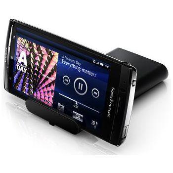 Sony Ericsson nabíječka baterie a stojánek na telefon EP920
