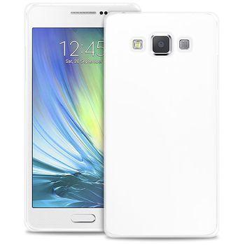 Puro zadní kryt s fólií Ultra-Slim pro Samsung Galaxy A7, transparentní