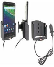 Brodit držák do auta na Huawei Nexus 6P bez pouzdra, s nabíjením z cig. zapalovače/USB