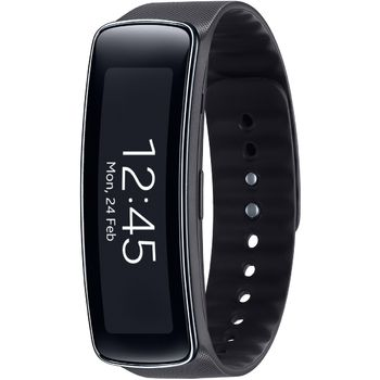 Samsung GALAXY Gear Fit, R350, černé