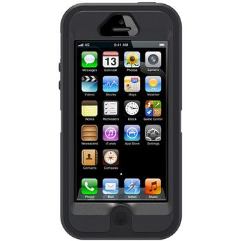 Otterbox - Apple iPhone 5 Defender - černá
