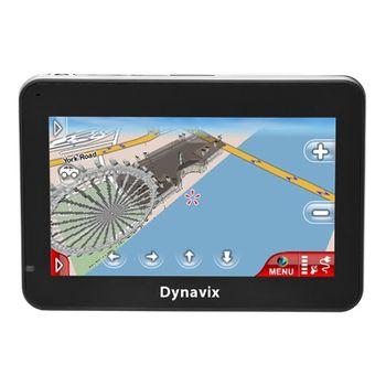 """DYNAVIX DELTA III Evropa TMC 43 států EU/4,3""""/BT/RDS-TMC/2GB"""