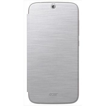 Acer flipové pouzdro pro Liquid Z630, stříbrné