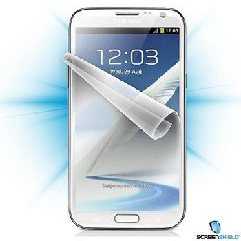 Fólie ScreenShield Samsung Galaxy Note II - displej