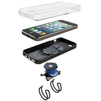 Quad Lock Bike Kit na kolo nebo motorku na řídítka pro uchycení Apple iPhone 6, rozbaleno