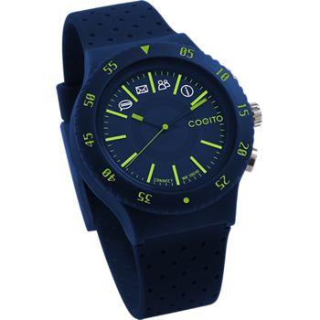 COGITOwatch 3.0 Pop Blue Electric bluetooth hodinky, modré