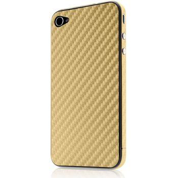 Belkin Apple iPhone 4/4S Surface 026, zlaté (F8Z897cwC02)