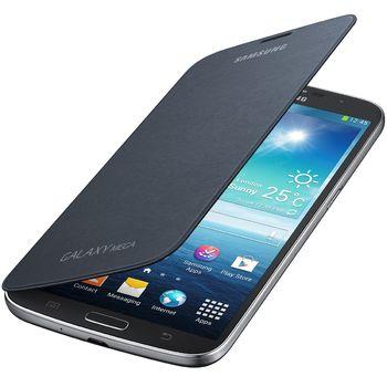 Samsung flipové pouzdro EF-FI920BB pro Galaxy Mega 6.3, černá, rozbaleno