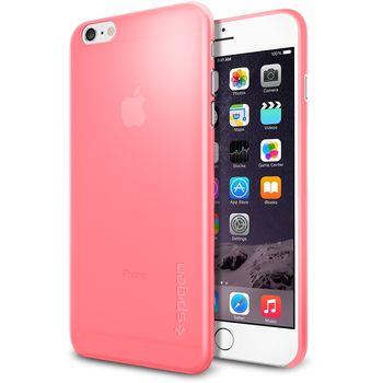 Spigen pouzdro Air Skin pro Apple iPhone 6 Plus, růžová
