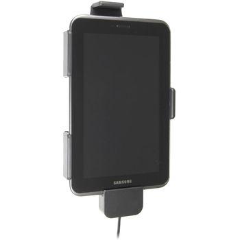 Brodit držák do auta na Samsung Galaxy Tab 2 7.0 P3100 bez pouzdra, s nabíjením z cig. zapalovače