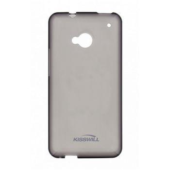 Kisswill TPU ochranný kryt pro Huawei Y330, černý