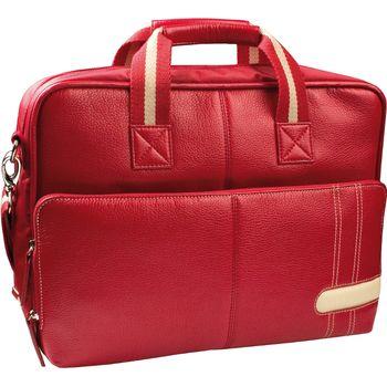 """Krusell Gaia Laptop taška na notebook - do 18"""" - červená"""