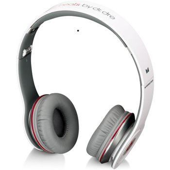 Beats by Dr.Dre Solo HD - bílá