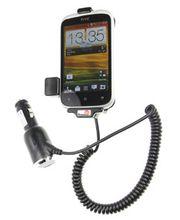 Brodit držák do auta na HTC Desire C bez pouzdra, s nabíjením z cig. zapalovače