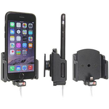 Brodit držák do auta na Apple iPhone 6 v pouzdru, nastavitelný, s průchodkou pro Lightning kabel