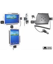 Brodit držák do auta na Samsung Galaxy Tab 3 7.0 bez pouzdra, s nabíjením  z cig. zapalovače/zámek