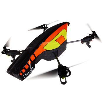 Parrot AR.Drone Quadricopter 2.0 pro Android a Apple, oranžová/zelená