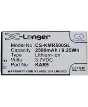 Baterie pro Kazam Life R5, 2600mAh, Li-ion
