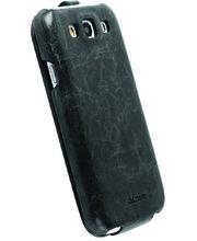 Krusell pouzdro SlimCover Tumba - Samsung I9300 Galaxy S III (černá)