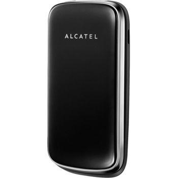 ALCATEL ONE TOUCH 1030D Dual SIM chromová