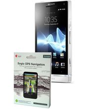 Sony Xperia S 32GB (LT26i) - bílá + navigace Sygic Evropa