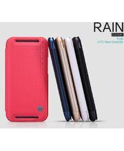 Nillkin Rain Folio Pouzdro White pro HTC ONE/M8