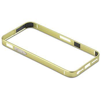 PanzerGlass ochranný hliníkový rámeček pro Apple iPhone 4/4s, zelený